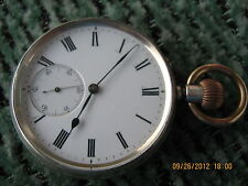 SALE!!!Rare high grade J.M. Badollet for John Walker London,sterling watch 1870y