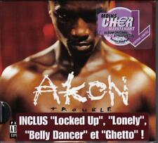 AKON / TROUBLE * NEW LIMITED PUR EDITION CD * NEU *