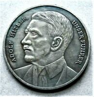 WW2 GERMAN COMMEMORATIVE COLLECTORS REICHSMARK COIN '35