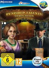 PC-Spiel PUNISHED TALENTS: SIEBEN MUSEN (Wimmelbild-Adventure) PC-Spiele