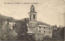 P1113  Genova  Chiesa  SAN COSIMO E SAN MARTINO DI STRUPPA