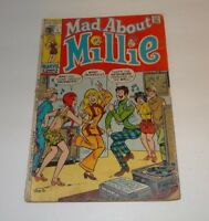 Mad about Millie #1 Giant 1969 Comic