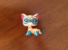 LITTLEST PET SHOP COMIC CON SUPERHERO KITTY CAT 2009