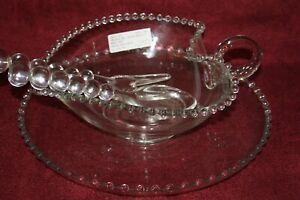 Candlewick crystal #400/7375 4 piece Salad Set