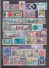 Niger 1969-71 Twenty six unmounted mint sets