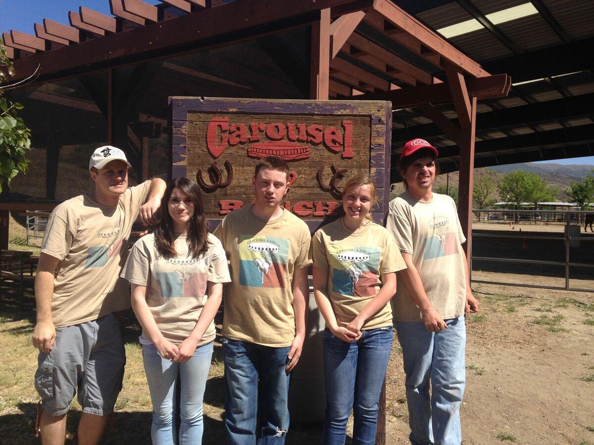 Carousel Ranch Tack Shack