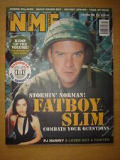 NME 2000 OCT 21 FATBOY SLIM ROB WILLIAMS BRITNEY SPEARS