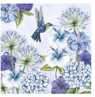 4x Paper Napkins for Decoupage Decopatch Craft Queen of the Night