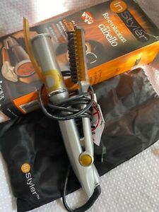 Instyler Ionic Ceramic Rotating Iron 30mm. Hair Styling, Curling.