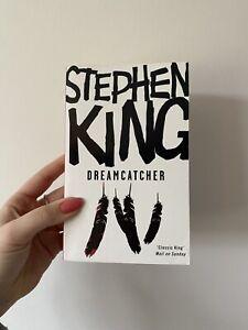 Dreamcatcher - Stephen King / Paperback **GC Rainbow Hodder 2007!!**