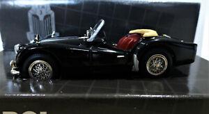 1/43 Corgi Classics Triumph TR3A open top roadster in black. Mint & boxed. 04191