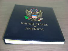 US, Excellent Stamp Collection in a Very Nice Davo Hingeless album( Volume 1)