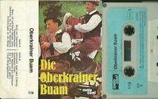 MC Musik-Kassette : Die Oberkrainer Buam - same / selftitled (Melo Cord)