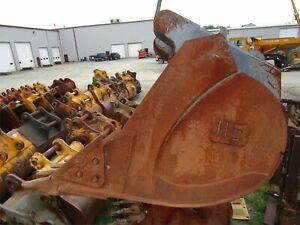"""Good used 36"""" Werk-Brau Volvo EC330 excavator bucket"""