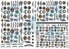 Harley Davidson Decals | Model Car Decals in all scales from 1:64 to 1:18 scale