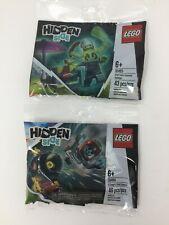LEGO Hidden Side Bundle 30463 30464 Haunted Hotdogs Stunt Cannon
