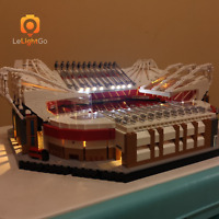 Light kit For LEGO Old Trafford - Manchester United 10272 LEGO Creator Building