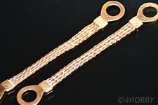 cable zapato cobre entramado 4,5mm² puramente cobre 140 x10 banda de cobre Masa banda cobre