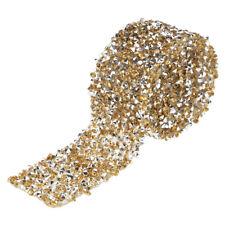 1yard Twinkle Diamond Mesh Wrap Roll Crystal Rhinestone Banding Wedding Decor im