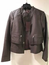 Tony Cohen leather jacket