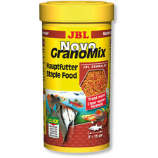 Jbl NovoGranoMix Click 250 ml Recarga Novo Grano Mix Alimento Peces Granulado Original