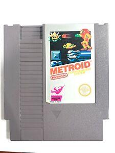 ****Metroid - ORIGINAL Nintendo NES Game Authentic Tested & Working!****