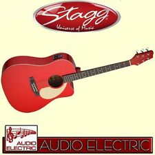 Stagg sa-30 DCE ra Dreadnought Western guitarra con B-Band pickup PVP: 230,- €
