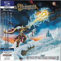 LUCA TURILLI - King Of The Nordic Twilight Japan Mini LP SHM-CD + Bonustracks