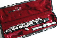 Piccolo yamaha YPC32 flute There is wear No dent