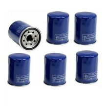 6-Pieces Union Sangyo OEM Quality Oil Filter Honda & Acura