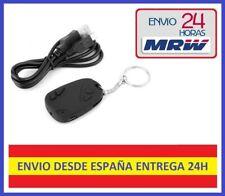 Llavero Mini Camara Espia HD ¡¡Entrega en 24 Horas!!