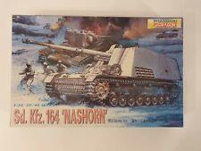 DRAGON Sd. Kfz. 164 NASHORN TANK MODEL KIT 6001 1/35