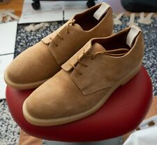 Common Projects Cadet Suede Derby Shoes EU 39