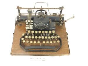 MAQUINA DE ESCRIBIR DACTYLE Nº8 1908 TYPEWRITER SCHREIBMACHINE