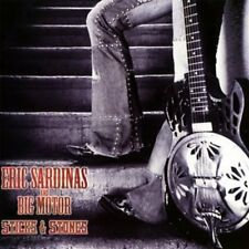 Sardinas, Eric and Big Motor - Sticks & Stones CD NEU OVP