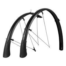 SKS Bike Fender - 45mm Matte Black Bluemels Fender Set for Bicycle