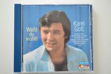 Karel Gott - Weißt du wohin - Spectrum CD Blue Chip