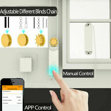 Smart Chain Roller Blind Shade Shutter Drive Motor Power By APP Control US Plug