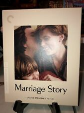 Used - CRITERION COLLECTION Blu Ray - MARRIAGE STORY - Noah Baumbach