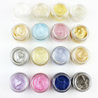 10 ml 3D Glitter Powder Lidschatten Augen Schatten Verfassung 16 Farben Make UP