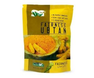 Fairness Glowing Ubtan Pouch Saeed Ghani All Natural Herbal 100g USA Seller