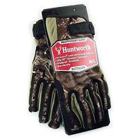Huntworth BATTALION Heavyweight Glove Men's M/L Tech Series Realtree Camouflage