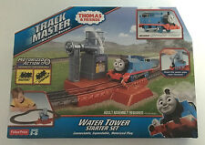 THOMAS & FREINDS,TRACK MASTER WATER TOWER STARTER SET NEW