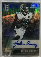 2016 Panini Spectra #234 Jalen Ramsey Rookie Autographs Auto Football Card /199