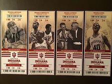 Indiana Hoosiers 2014-15 NCAA Men's basketball ticket stubs - One ticket-LEGENDS