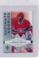 2007-08 Ultimate Collection 166/499 Jaroslav Halak #63 Rookie