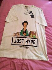 Nueva con etiquetas camiseta XL Blanco Simpsons