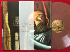"""HOT WATER MUSIC / TOMORROW 11"""" MELODIC HARCORE PUNK ~ ROSE VINYL LIMITED ED. 550"""