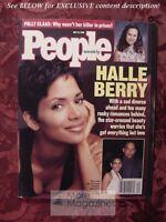 PEOPLE May 13 1996 HALLE BERRY POLLY KLAAS VINCE VAN PATTEN PAM GRIER
