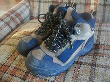 "Earth Shoe Mens 8 ""Bayonet"" Brown Leather Waterproof Hiking Boots 5730562"